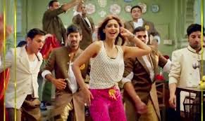 Engine Ki Seeti Piano Notes from Khoobsurat (2014)