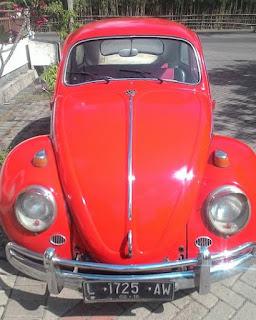 BUKALAPAK MOBIL ANTIK : Jual VW Kodok below 1961