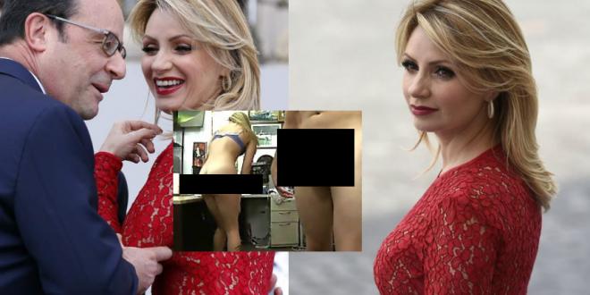 """Cámara de Seguridad muestra cómo Angélica Rivera se """"prostituía"""" en los camerinos de Televisa"""