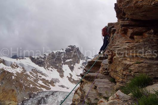 Zanskar Alpine Rock Climbing - July 2016