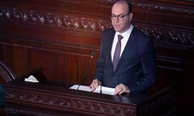 إلياس الفخفاخ يستعرض الوضع الاقتصادي في تونس بالأرقام : مديونية مخيفة وتراجع كارثي لنسبة النمو