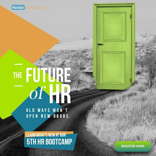 Join 500 Human Resources Professionals at The 5th HR Boot Camp Conference