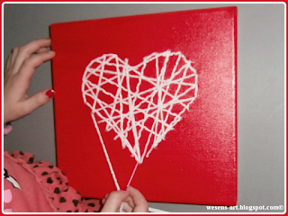 Heart on Canvas 6 wesens-art.blogspot.com