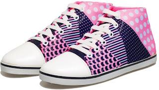 Sepatu Anak Perempuan  Model Bertali BDA  921