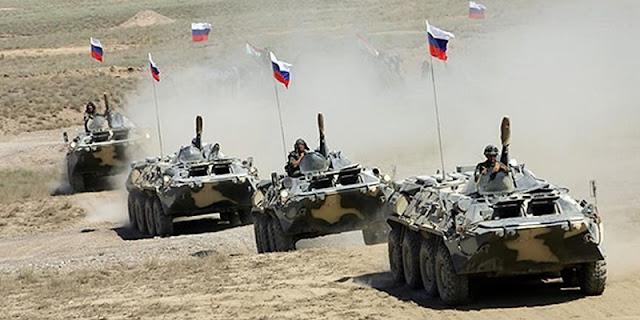 Taliban Kuasai Afghanistan, Rusia Kirim Peralatan Militer Besar-besaran ke Tajikistan