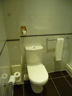 Bathroom: London (United Kingdom) - Comfort Inn Buckingham Palace Road
