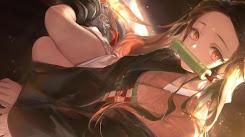 Nezuko Kamado The Demon Imouto [Wallpaper Engine Anime]