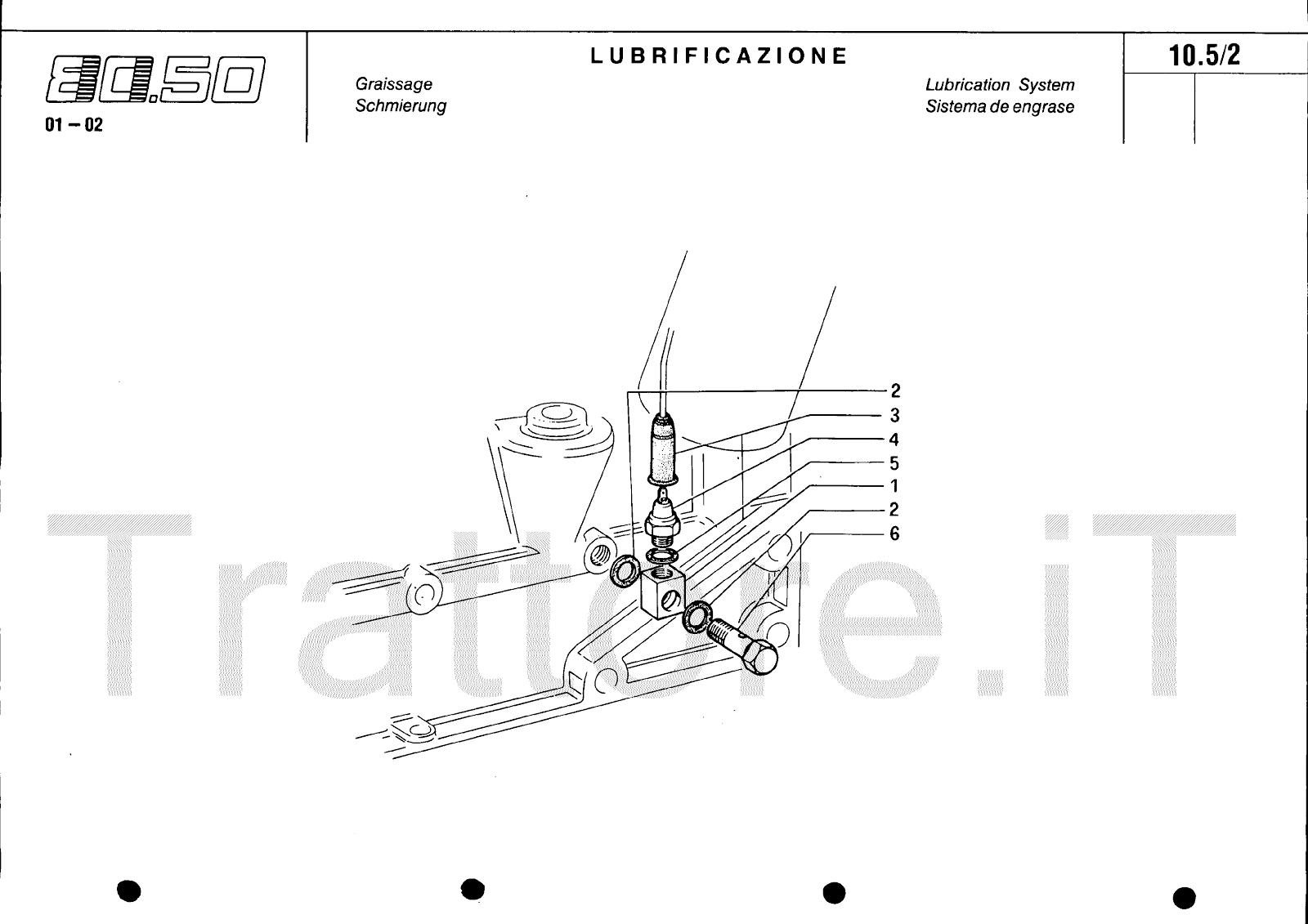 InfoTrattore.it: Manuale (esploso meccanico) trattore