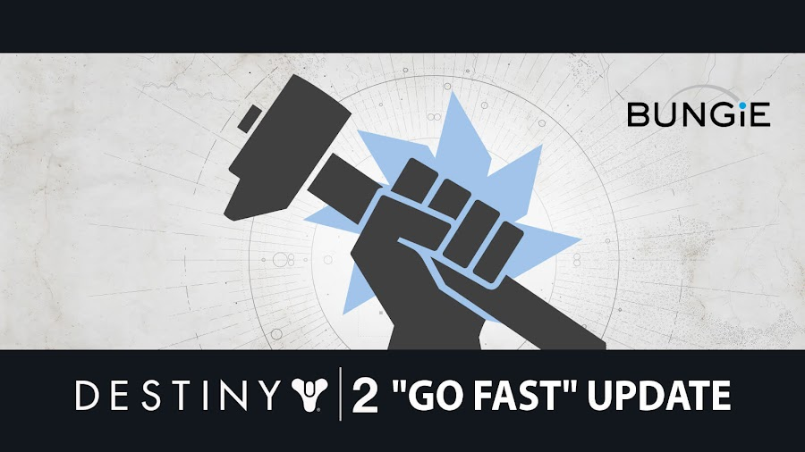 destiny 2 go fast update