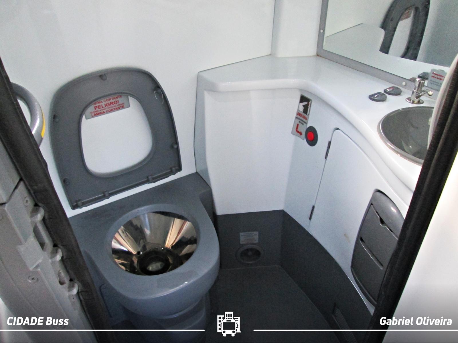 Ônibus com Banheiro