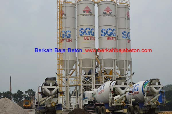 SGG Batching Plant