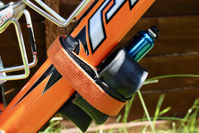 Louri Bike Frame Storage Strap Review