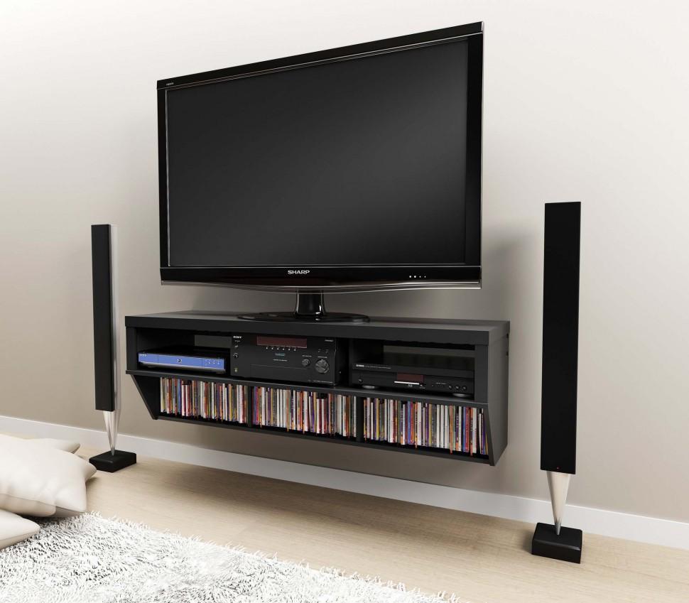 The Best Design Solutions: ديكورات تلفزيونات على الحائط
