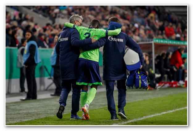 منديل يغيب عن موقعة الكاميرون بعد إصابته في الدوري الألماني !
