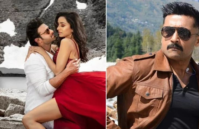 'Saaho' vs 'Kuppan' Box Office Clash!