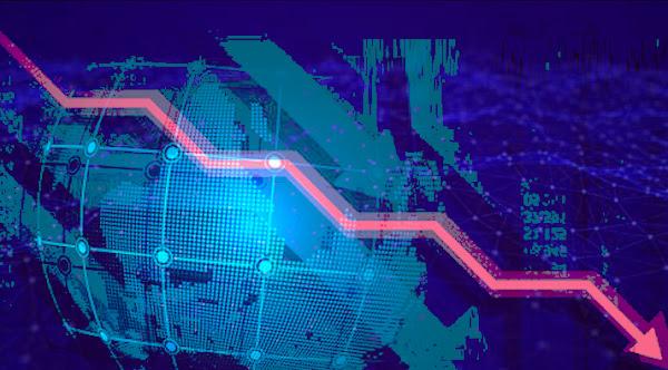 बिटकॉइन क्रैश चार्ट