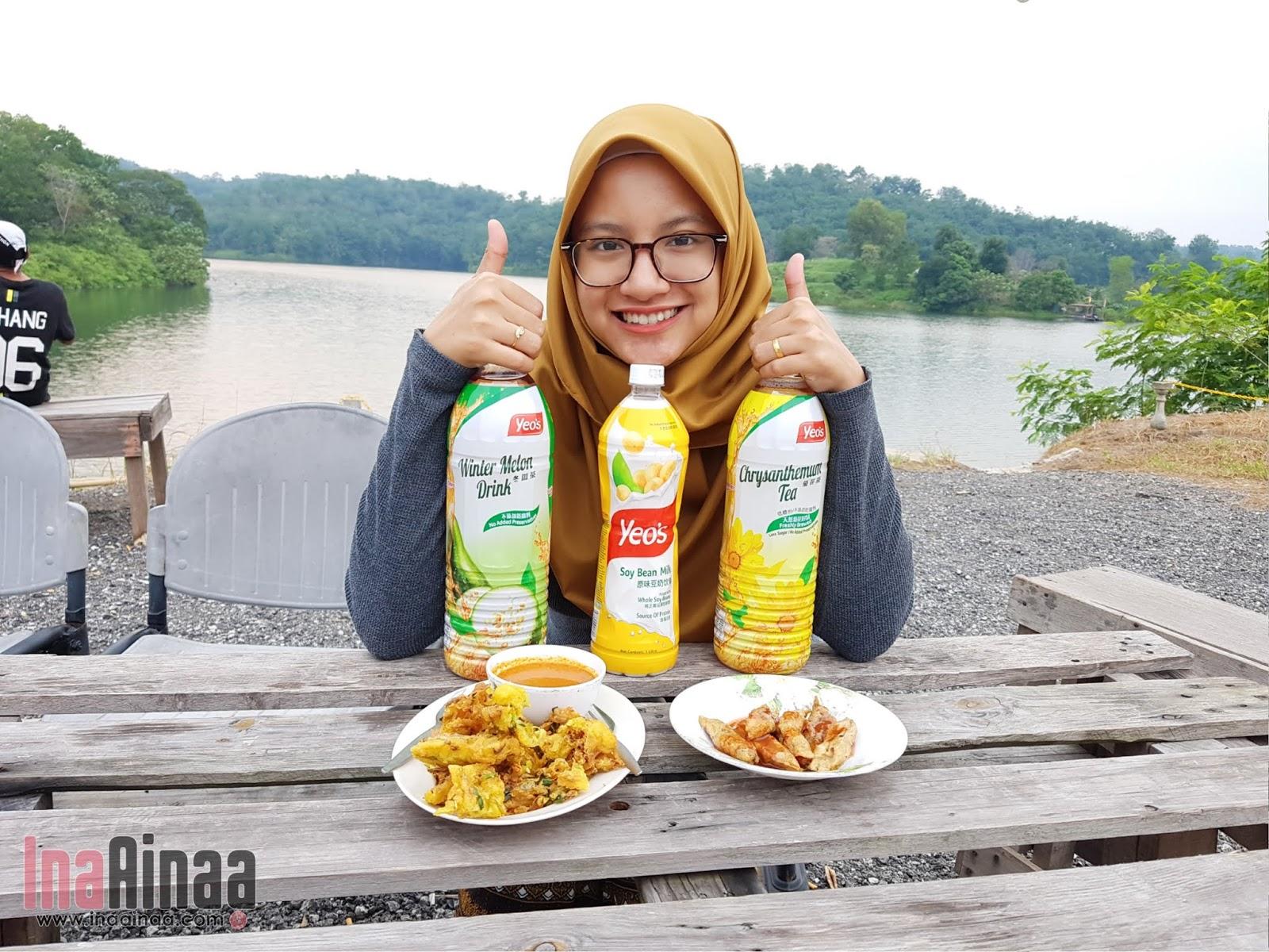 PERADUAN YEO'S RAYA BERGAYA 2019 - Hak Milik Ina Ainaa