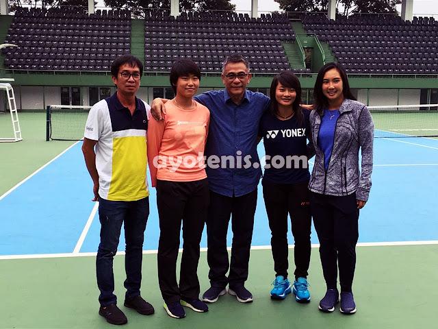 Bertahan di Grup I, PP PELTI Gelontor Bonus Bagi Tim Piala Fed Indonesia