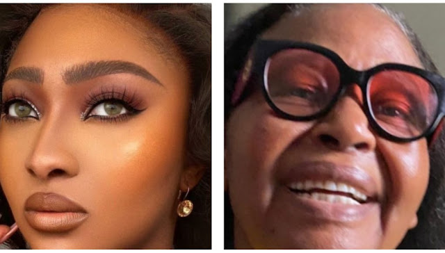 I miss you mom, i dont know who will comfort me- Actress Lilian Esoro loses her mother