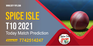 CP vs BLB Dream11 Team Prediction, Fantasy Cricket Tips & Playing 11 Updates for Today's Spice Isle T10 2021 - 6 Jun 2021, 09:30 PM IST