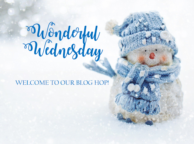 Wonderful Wednesday Blog Hop. Share NOW. #wwBloghop #wwbh #eclecticredbarn