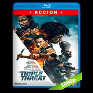 La triple amenaza (2019) BDRip 1080p Latino