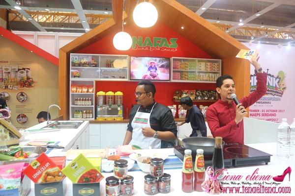 Produk Peladang Hanya di Booth NAFAS