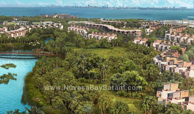Nuvasa Bay Batam Southern Golf Villa
