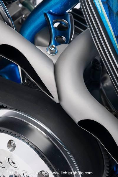 Harley Davidson Shovelhead By Steel Kustoms Hell Kustom