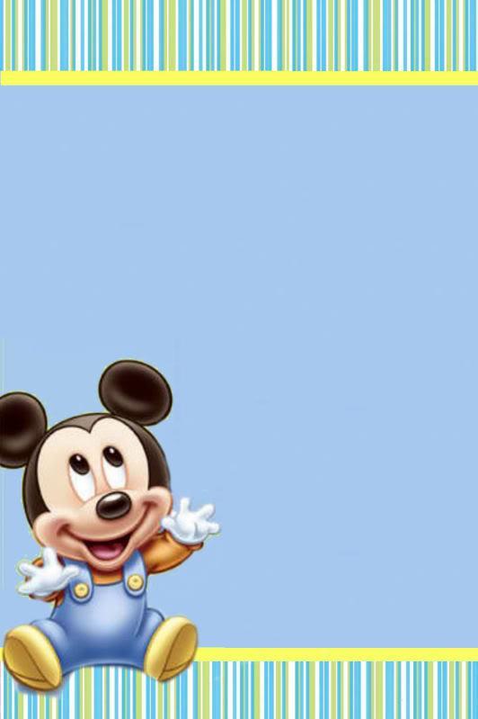 La Super Mamy Semana De Cumples Mickey Mouse Bebé
