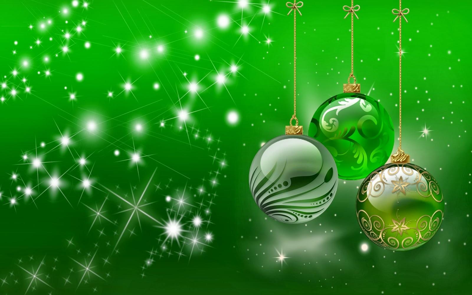 Green Christmas Background HD Wallpaper | hdblogwallpaper
