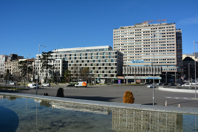 Plaza Colon Madrid
