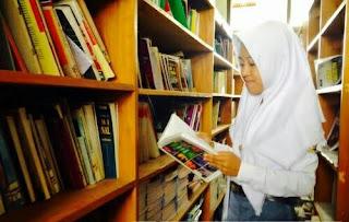 Afi Nihaya Faradisa siswa SMAN 1 Gambiran Banyuwangi