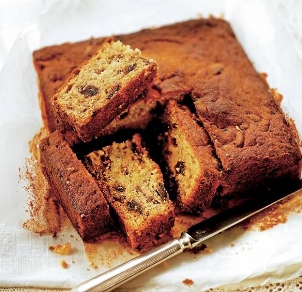 Millet cake without eggs