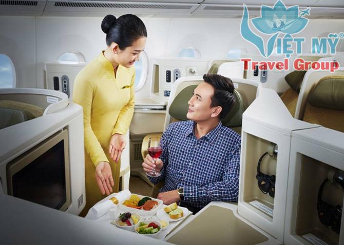 Vietnam Airlines mở bán vé siêu tiết kiệm không hành lý ký gửi