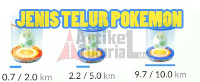 Cara Mudah Menetaskan Pokemon Eggs pada Game Pokémon GO Dengan Cepat