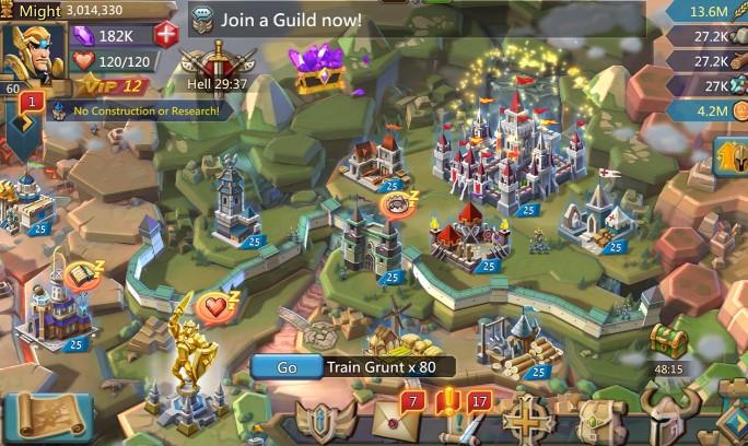 Lords Mobile APk terbaru