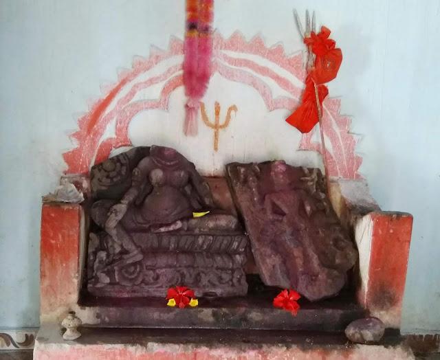 Mata Shakti Lahri Devi Temple ,Hathkhoj