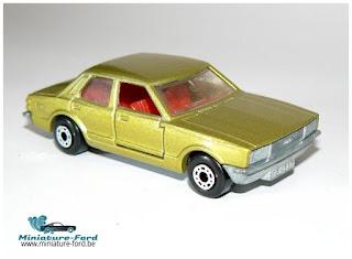 Matchbox, SUPERFAST, Ford Cortina
