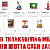 Free Thanksgiving Meal From Ibotta and Walmart After Cashback. Buy at Walmart and Submit a Copy of Your Receipt to Get Your Cash Back!
