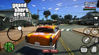 WOW! GTA SAN ANDREAS LITE GRAPHICS MOD - 1GB RAM, NO LAG
