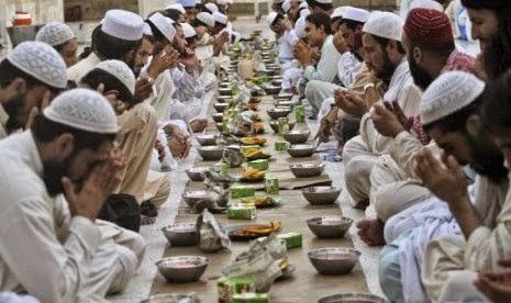 manfaat dan rahasia Berdoa Sebelum Makan dan Minum