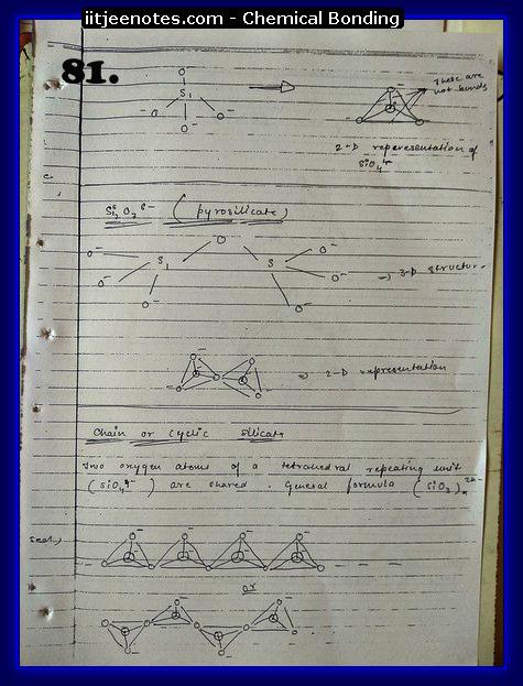 Chemical-Bonding Notes chemistry9