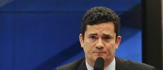 Moro se recusa a comentar conflito entre Judiciário e Legislativo