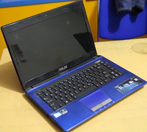 jual laptop bekas 2014 Asus A43SJ-VX793