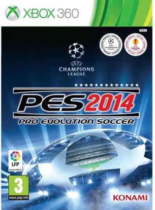 Pro Evolution Soccer 2014 Xbox 360 NTSC/U
