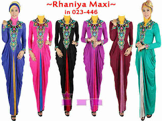 Rhaniya Maxi fit to XL