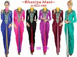 Gamis Rhaniya SOLD OUT