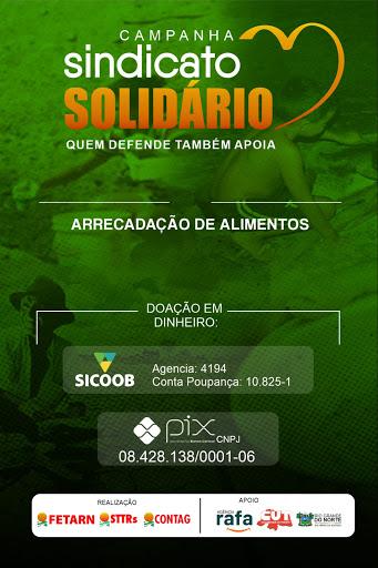 Campanha Sindicato Solidário