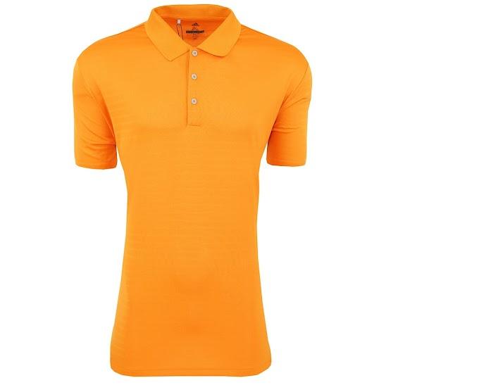 adidas Men's Shadow Stripe Polo Shirt